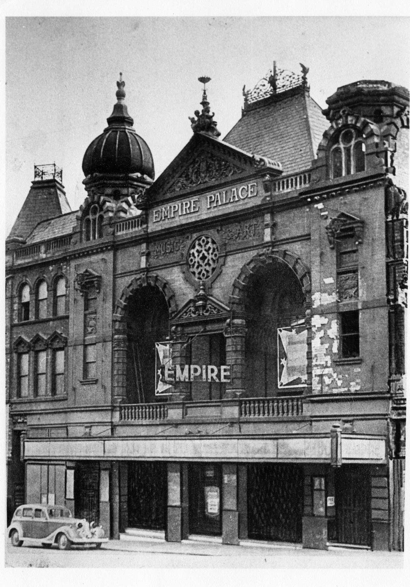 The empire theatre page 2 sheffield cinemas theatres for The sheffield