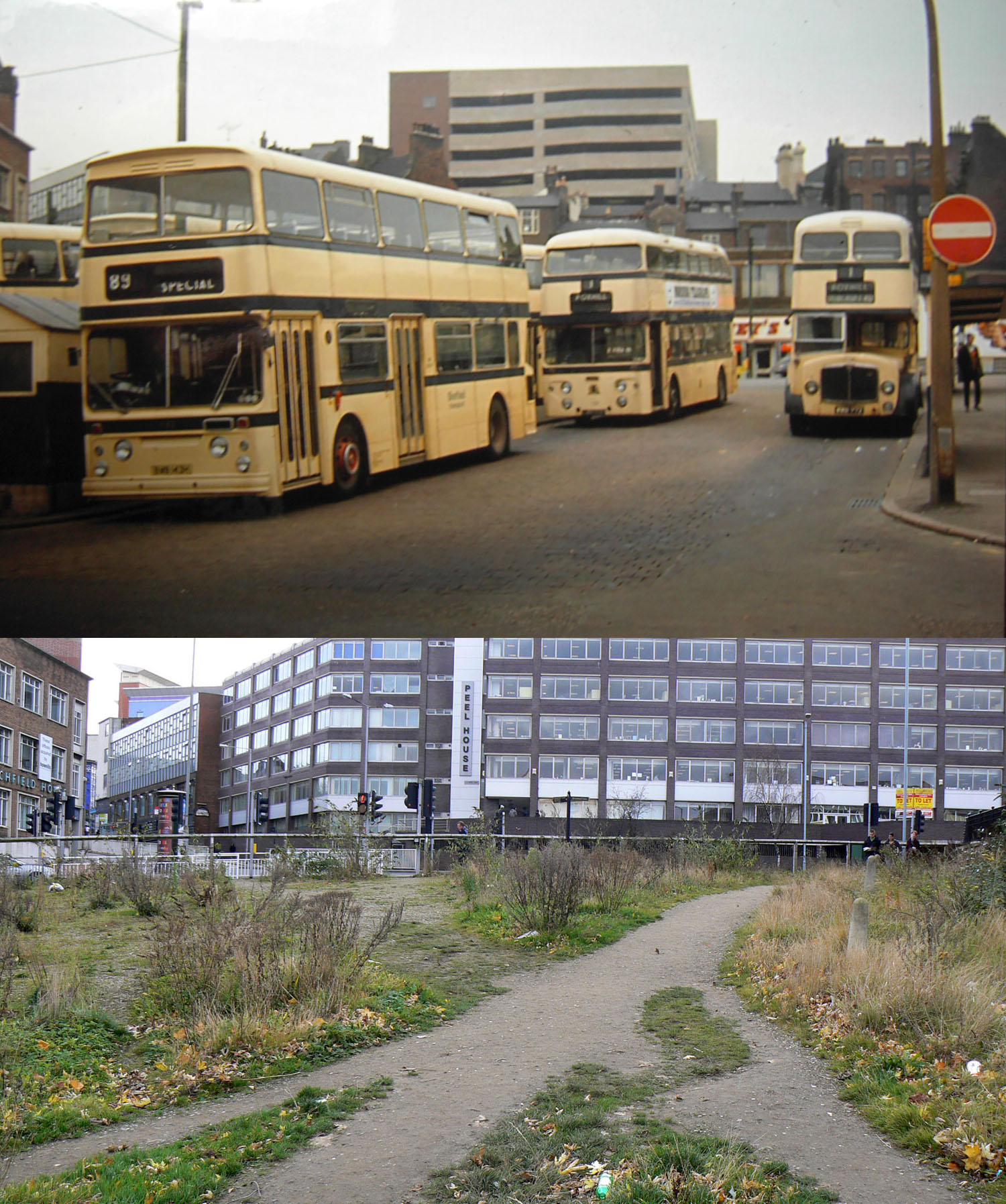 Sheffield History - Then and Now Photo Thread
