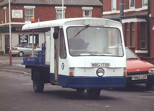 Express Dairy Milk Floats - Remember These ?