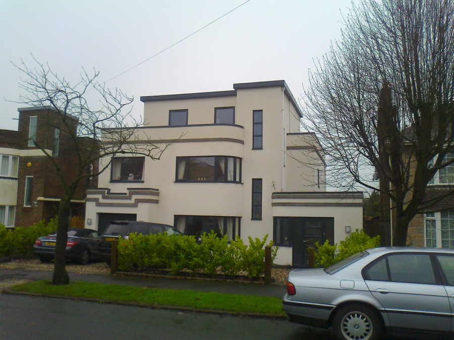 art deco houses sheffield history chat sheffield history