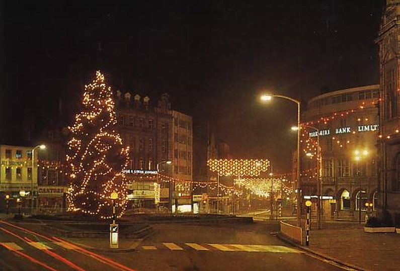 Christmas Illuminations - SHEFFIELD HISTORY CHAT - Sheffield History - Sheffield Memories & Christmas Illuminations - SHEFFIELD HISTORY CHAT - Sheffield History ...