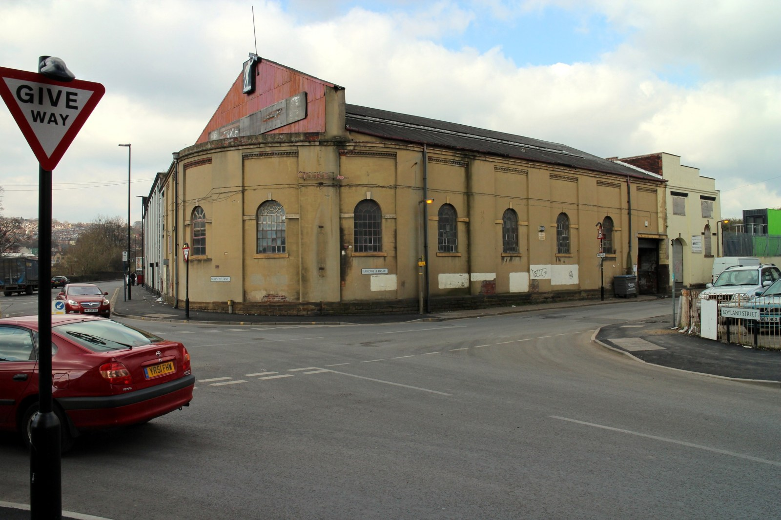 Old works neepsend lane sheffield history chat for The sheffield