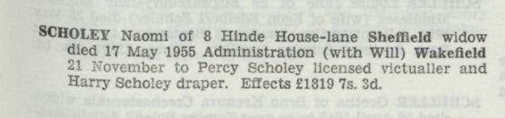Naomi Scholey Probate 1955.png
