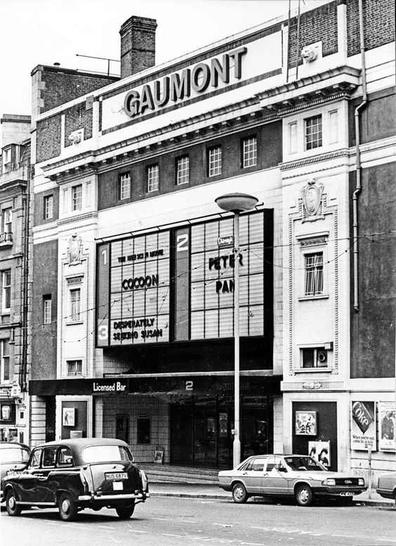 The Gaumont Cinema in Sheffield