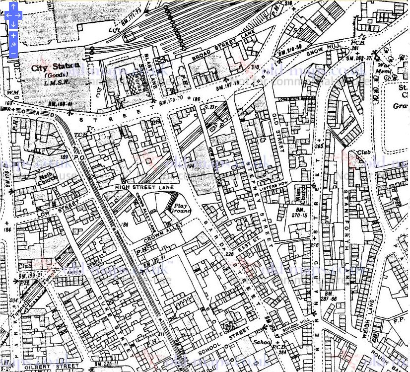 New Street Lane_1935.JPG