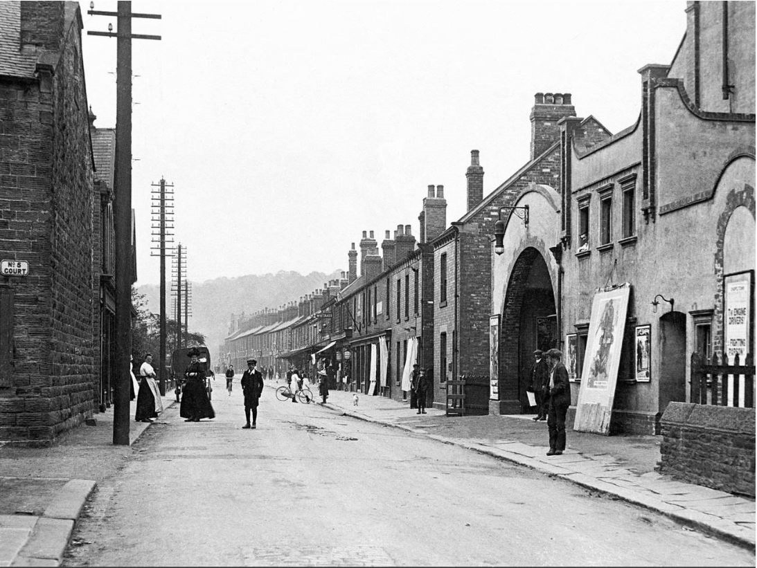 StationRoad (Chapeltown)
