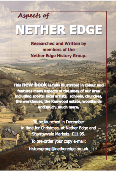 Nether Edge history book now on sale - SHEFFIELD HISTORY