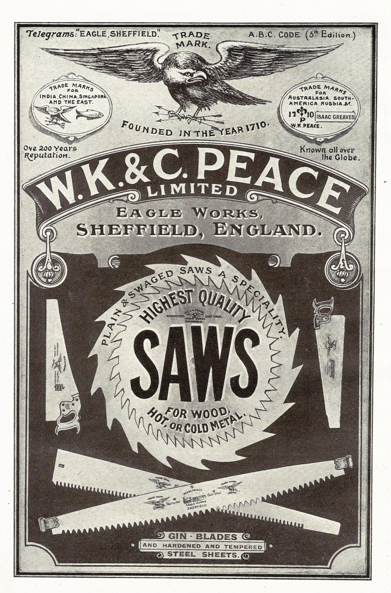 W K and C Peace-Advertisement-1919-001.JPG