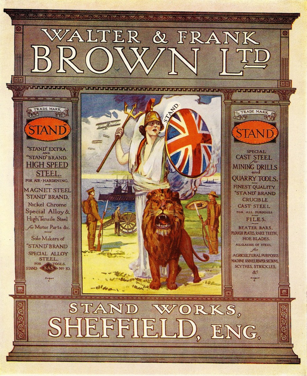 Walter and Frank Brown Limited-Advertisement-1919.JPG