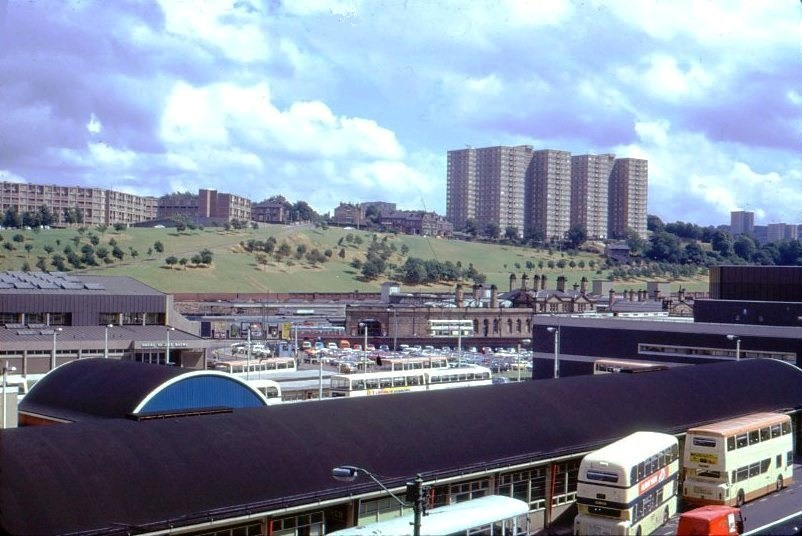 SLS019-Sheffield Bus Station, From Pond Street-Flat Street-July 1975.jpg