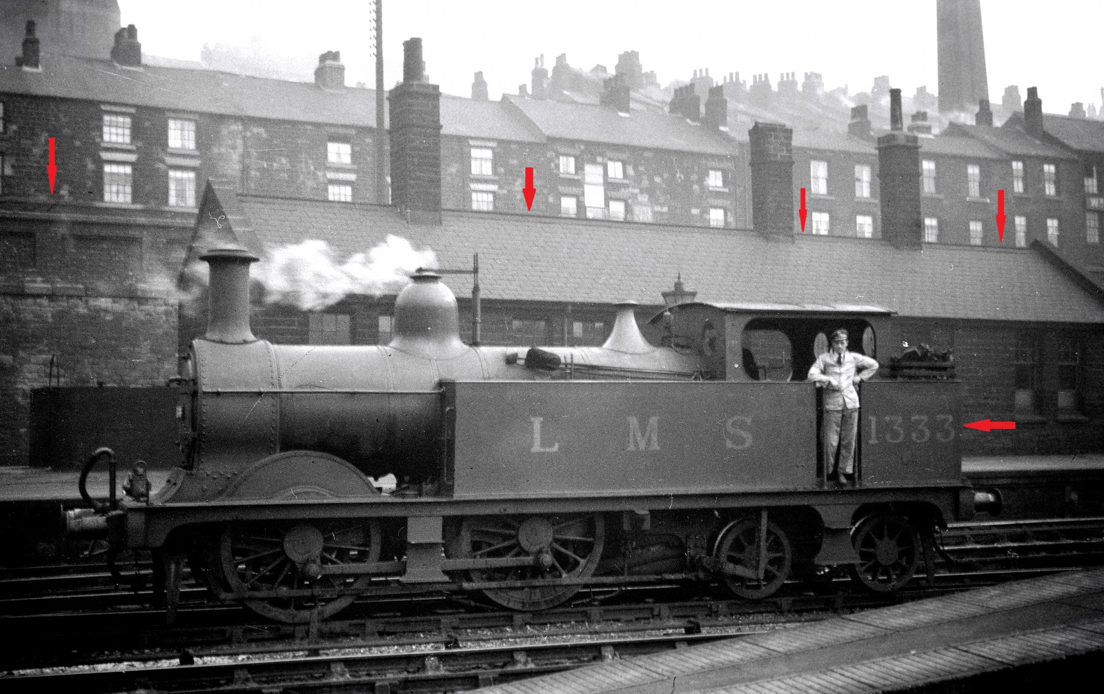 CAIMF308-Johnson Class 1P-D, No.1333-(30-06-1886 to 31-12-1931) at Sheffield Midland-1931-Web Copy.jpg