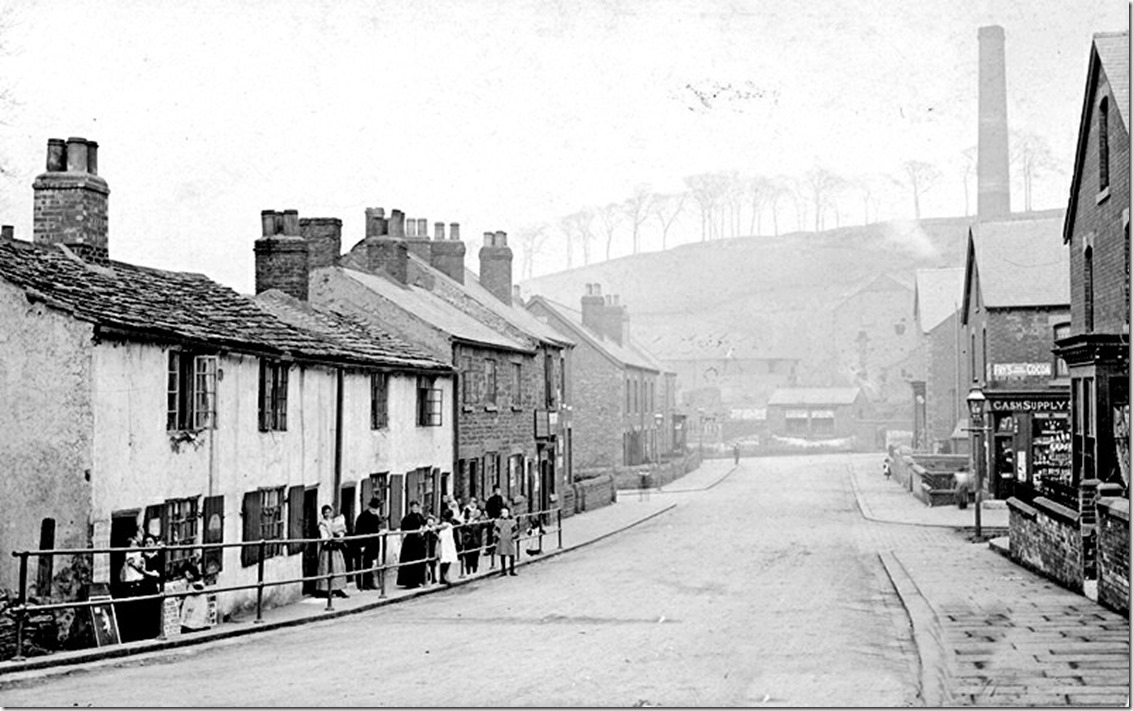 Greystones Road Now Amp Then Sheffield Places Now Gone