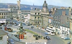 Fitzalan Square Sheffield City Centre