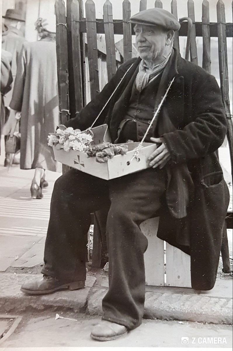 Flower Seller Sheffield High Street.jpg