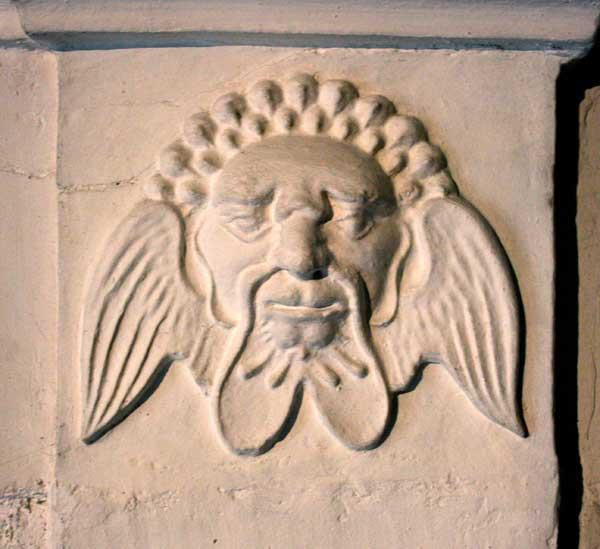 Plasterwork from the castle.jpg