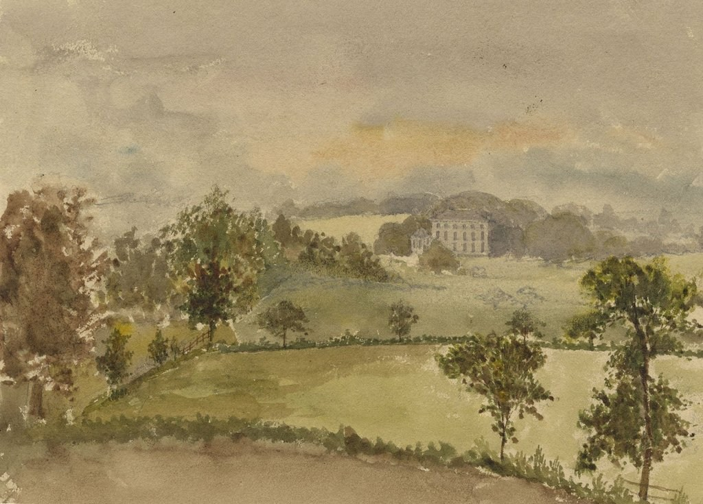 Woodthorpe Hall painting.jpg