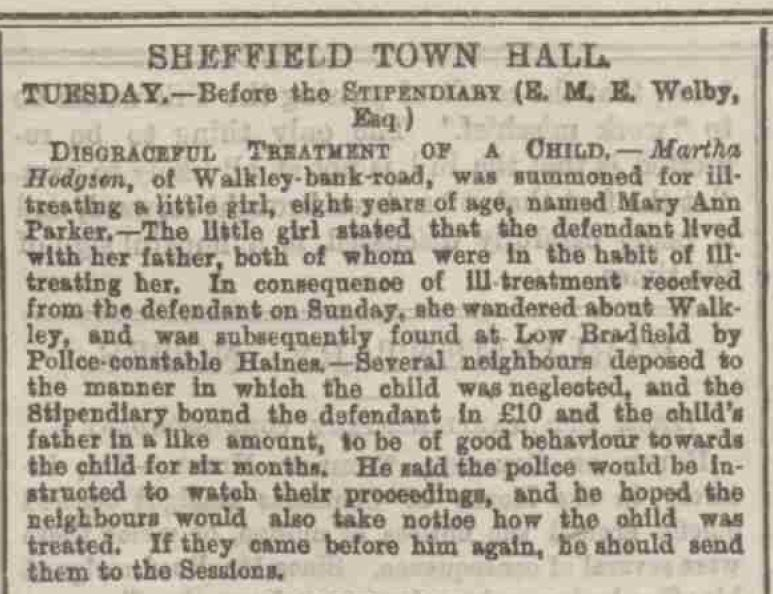 Sheffield Daily Telegraph 16 February 1876.JPG