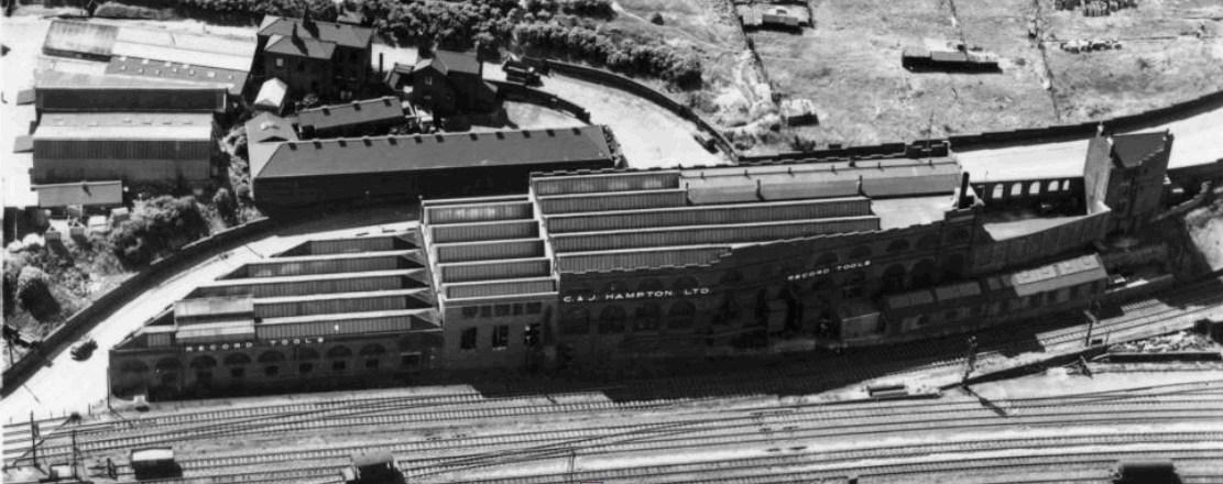 (1951) The C & J Hampton Ltd Record Tool Works on Bernard Road.jpg
