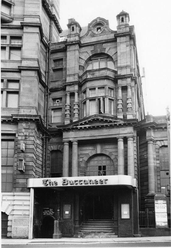 THE BUCCANEER - Leopold Street, Sheffield
