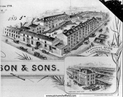 Joseph Tomlinson & Sons Ltd Borough Mews