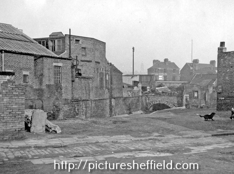 Bramall Lane bridge 1949.jpg