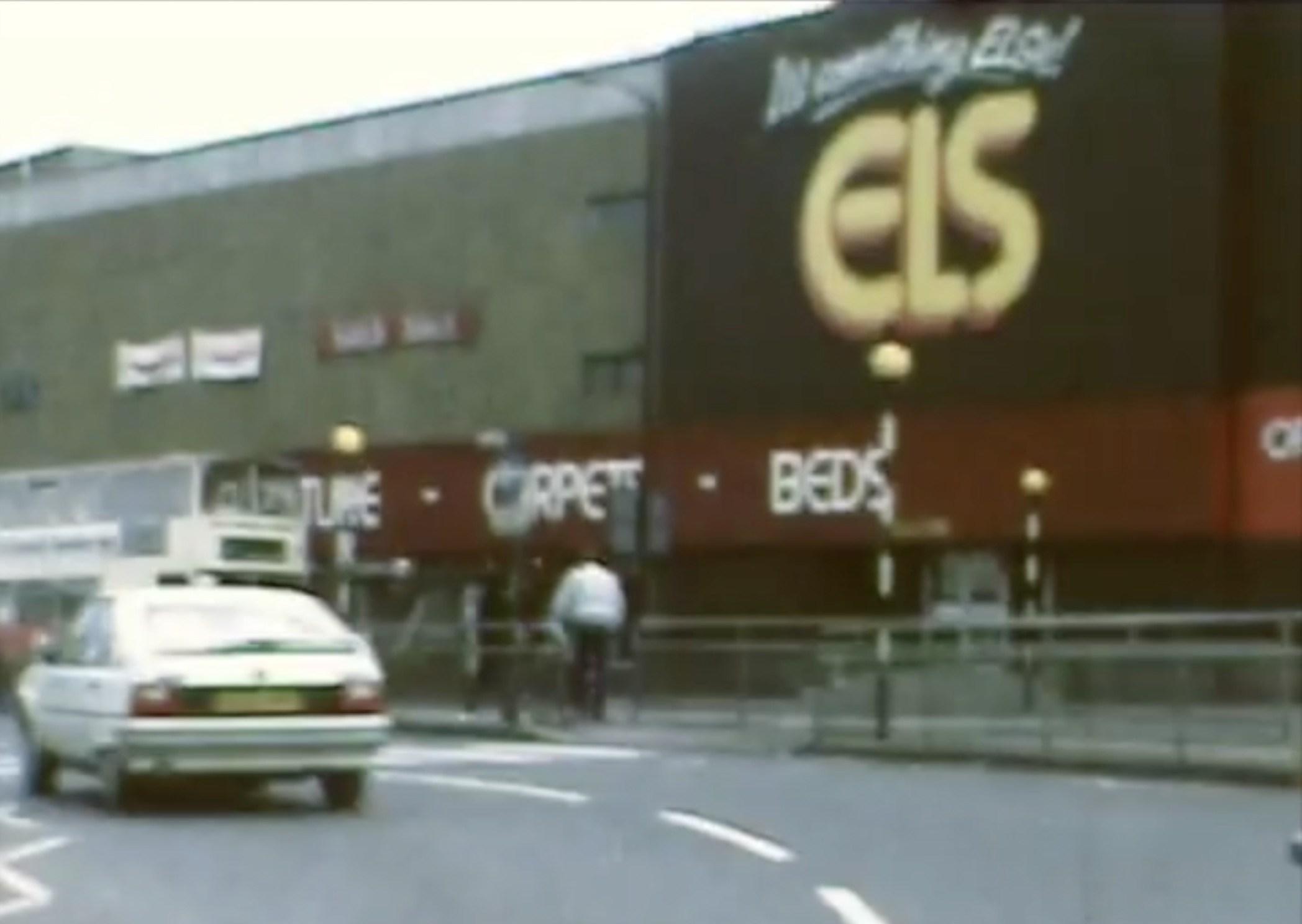 ELS Furniture Shop on West Bar