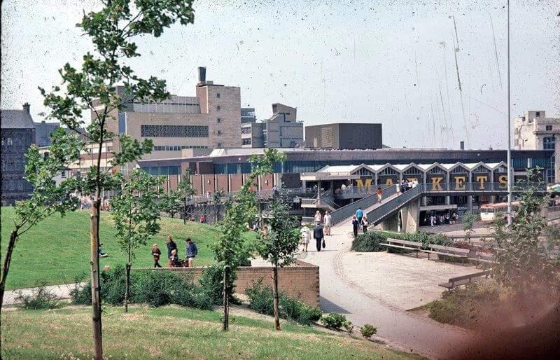 Long lost Sheffield scene