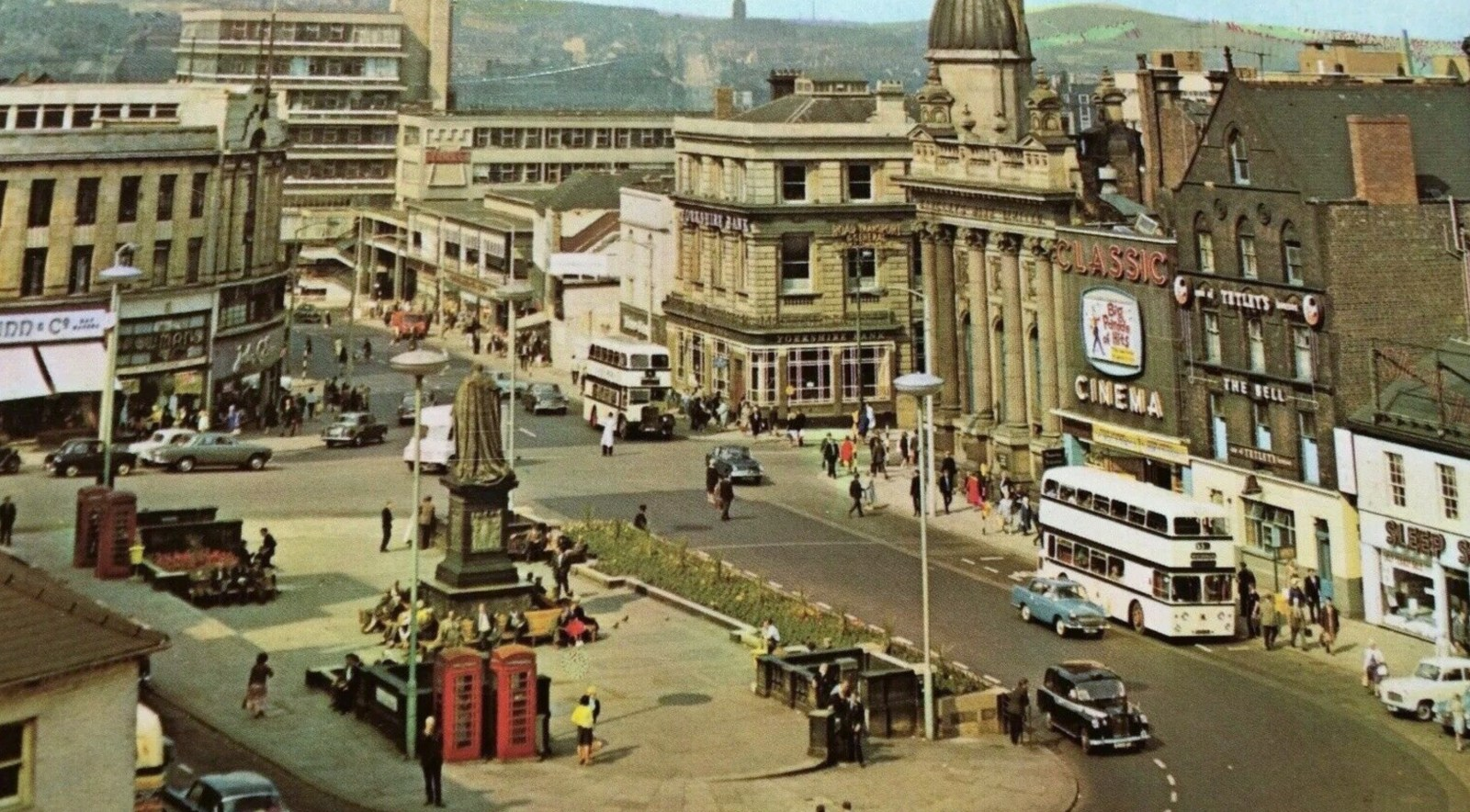 FItzalan Square Sheffield