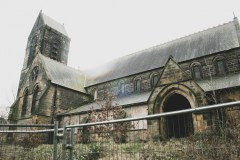 Middlewood Hospital Church