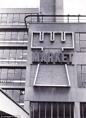 Castle Market Sheffield