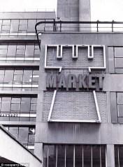 Castle Market Sheffield