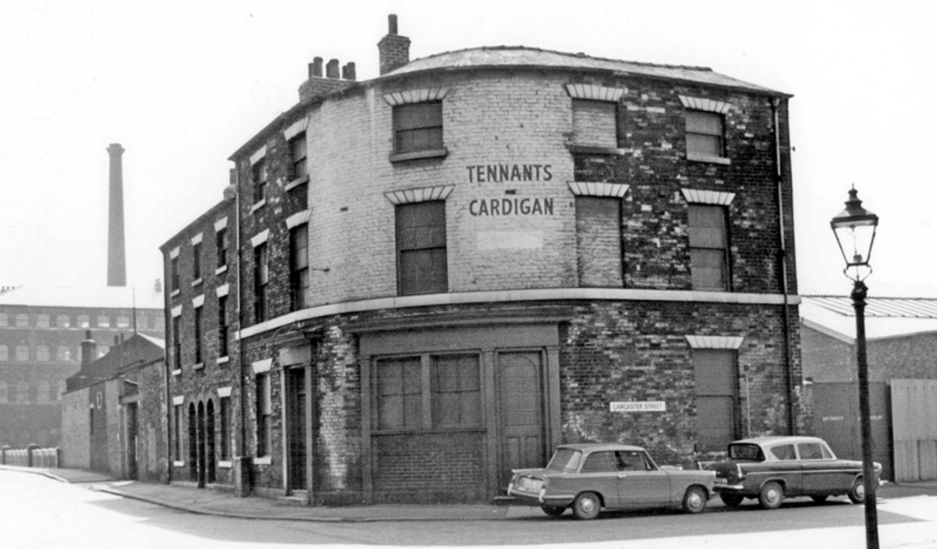 The Cardigan Tavern in Neepsend/Kelham