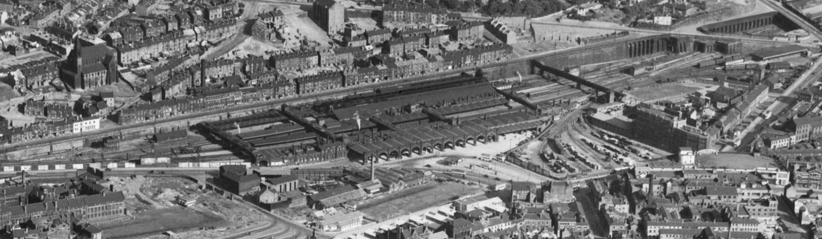 Midland Station 26 August 1950.jpg