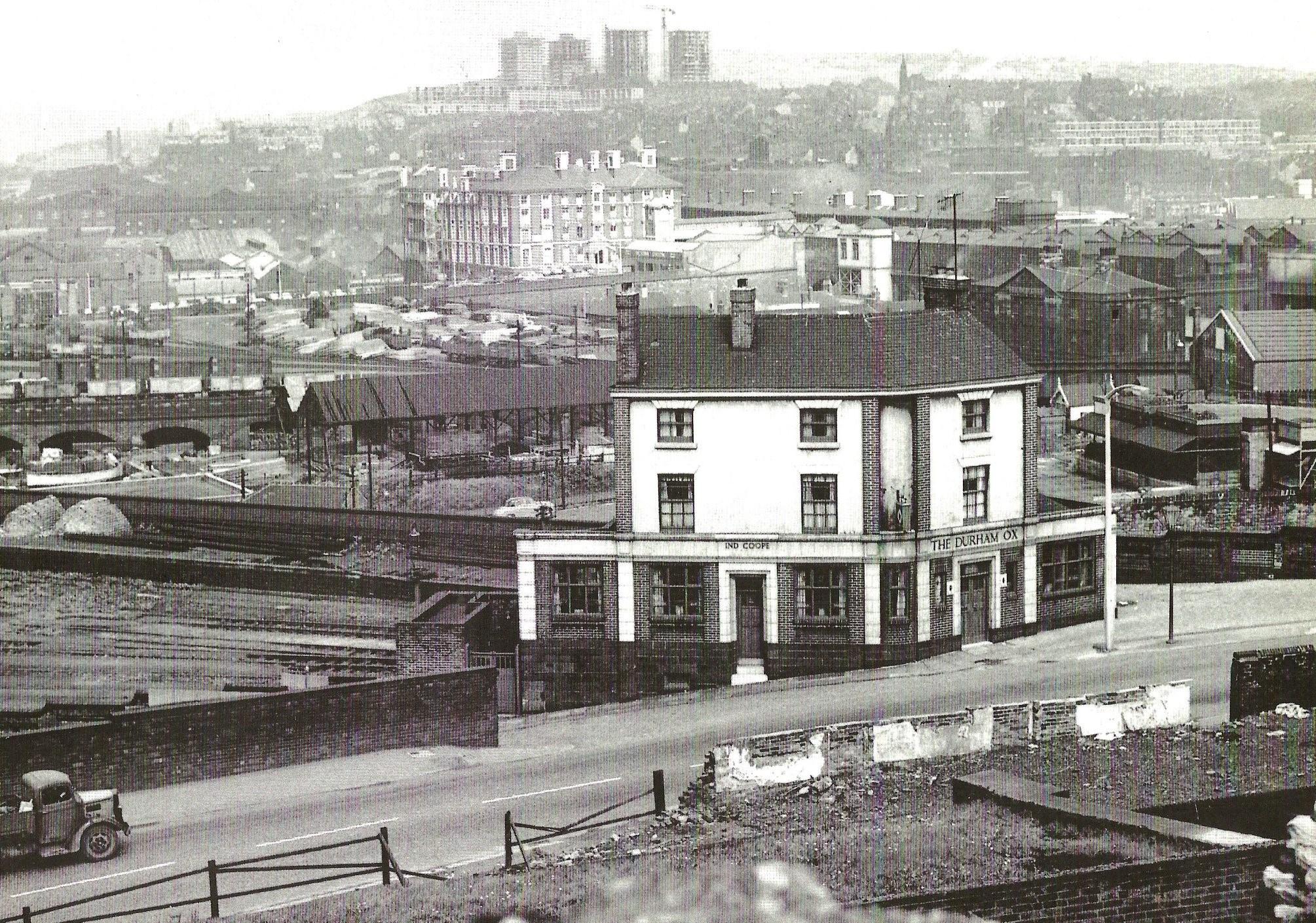 The Durham Ox on Cricket Inn Road