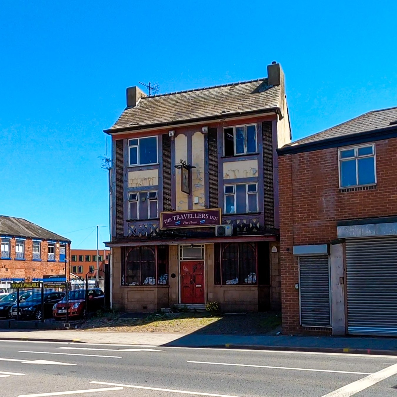Travellers Inn, Attercliffe