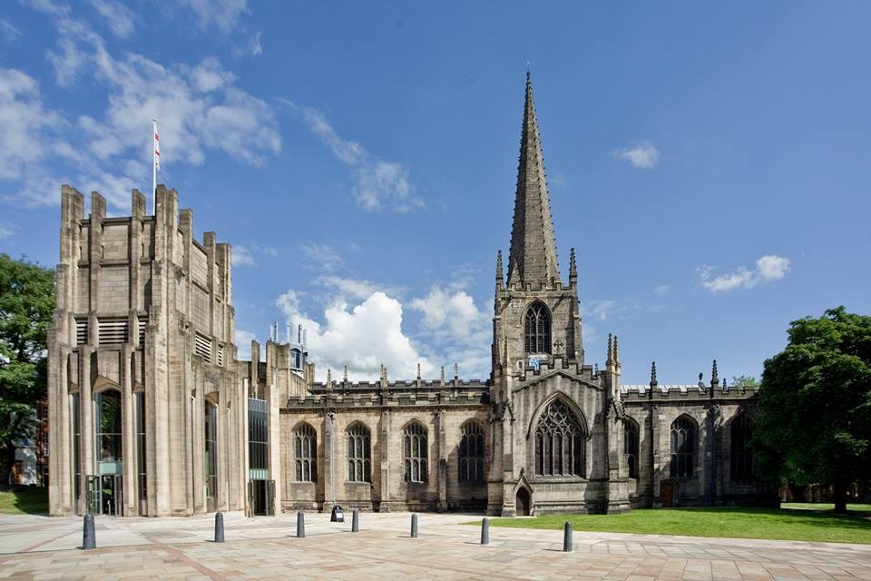 FIRE last night at Sheffield Cathedral - PLEASE READ