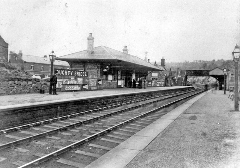 Oughtibridge Train Station