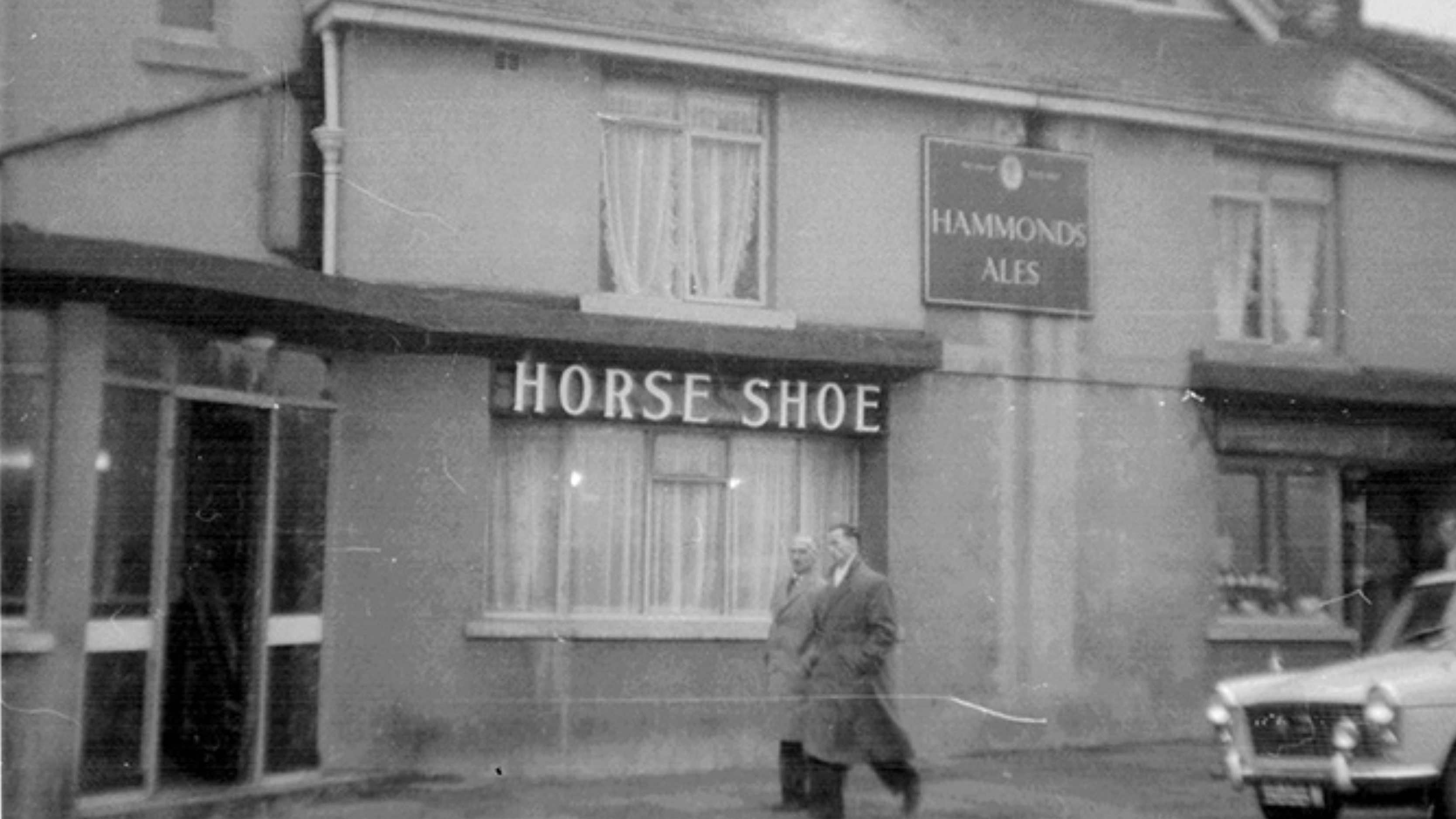 The Horse Shoe Pub on Bellhouse Road, Shiregreen
