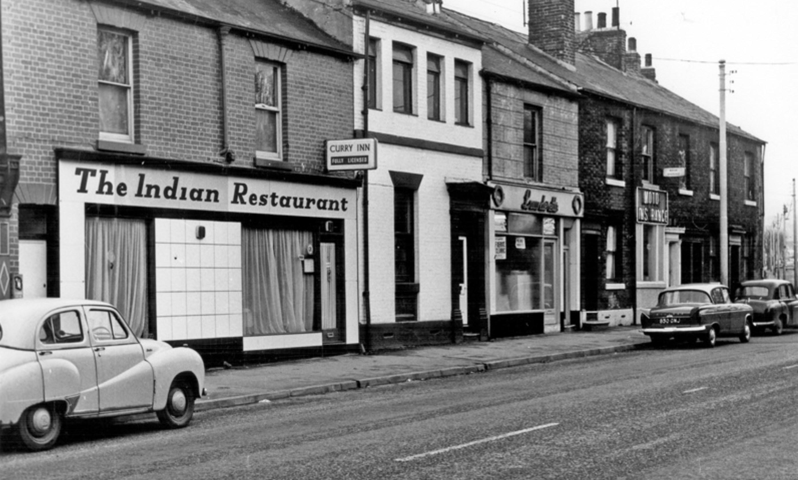 Sheffield's First Indian Restaurant