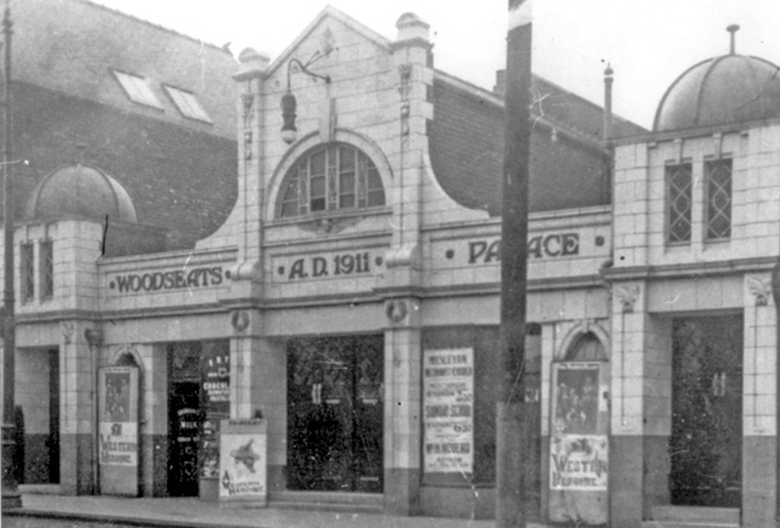 Woodseats Palace Cinema, Chesterfield Road, Woodseats