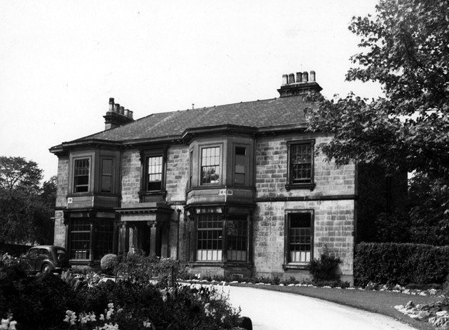 Oakfield House, No. 6, Broomhall Road. Former home of Henry Barnascone, Merchant, (later became the Ministry of Social Security).jpg