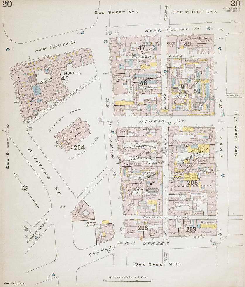Charles Lane map 2 1906.jpg