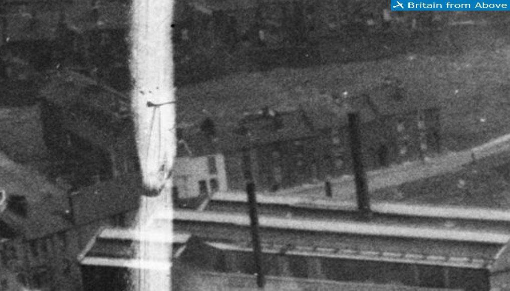 GROCOCK 1950 aerial Lovetot Road.JPG