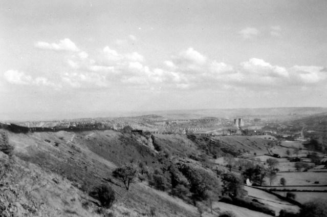 Tinsley Towers circa 1952