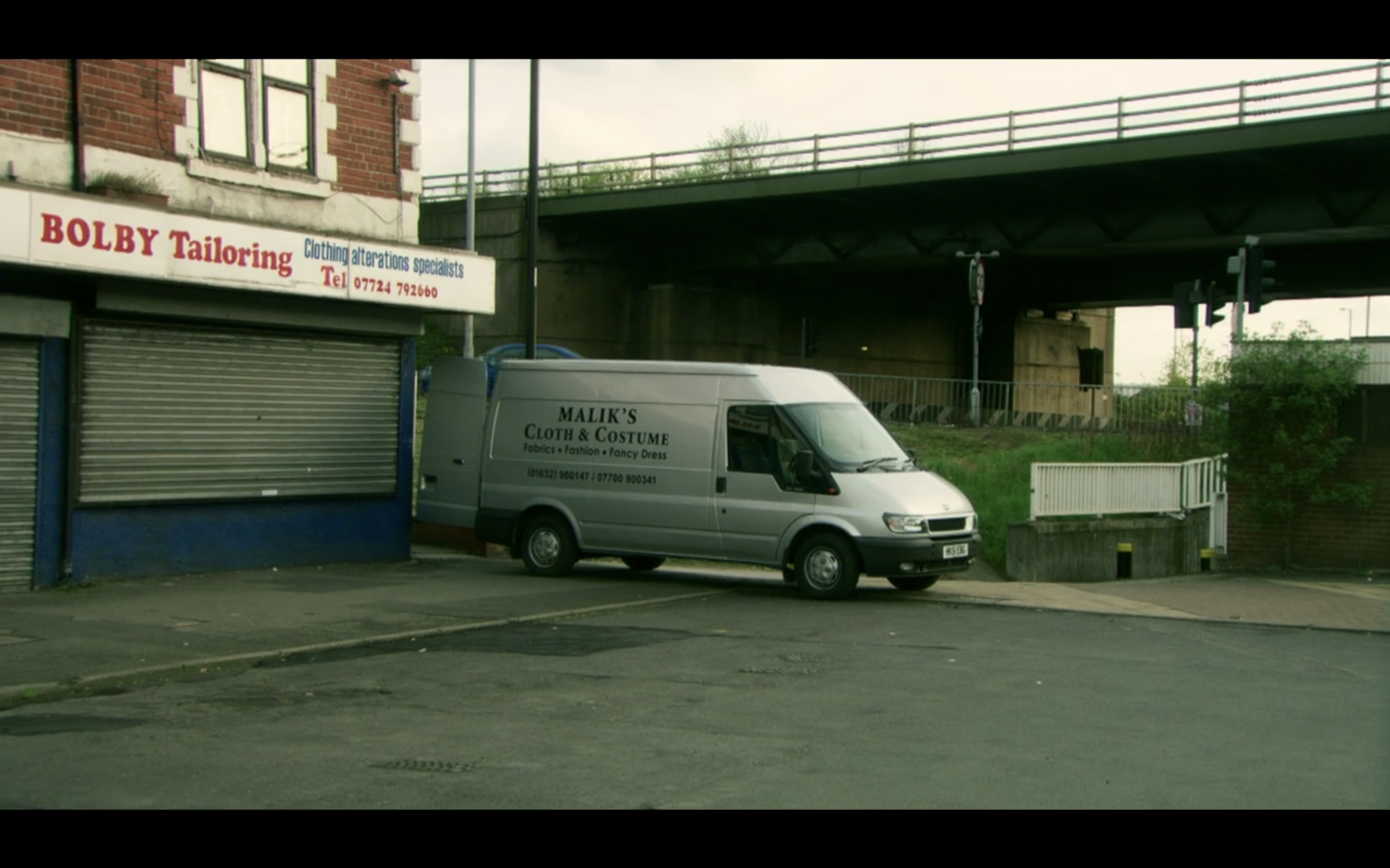 The Tinsley Headquarters filming location for Four Lions