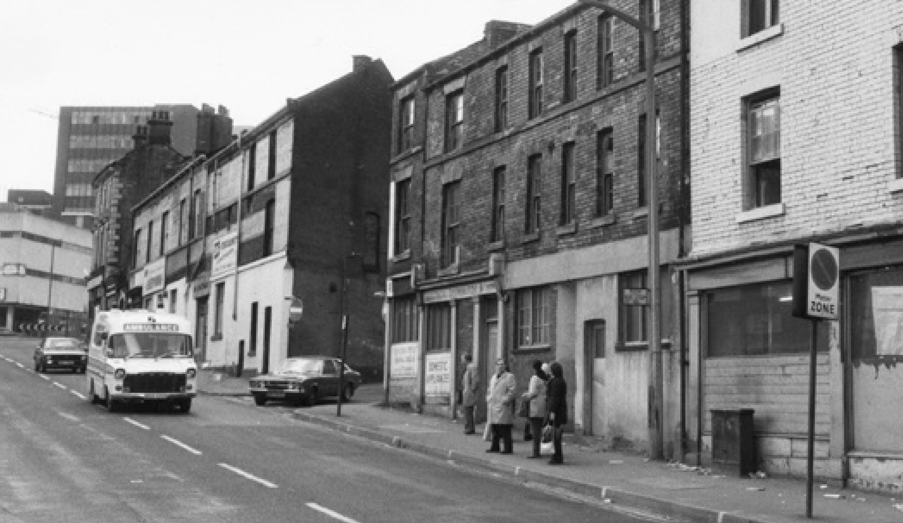Can you help with a Corporation Street business from the 70's?