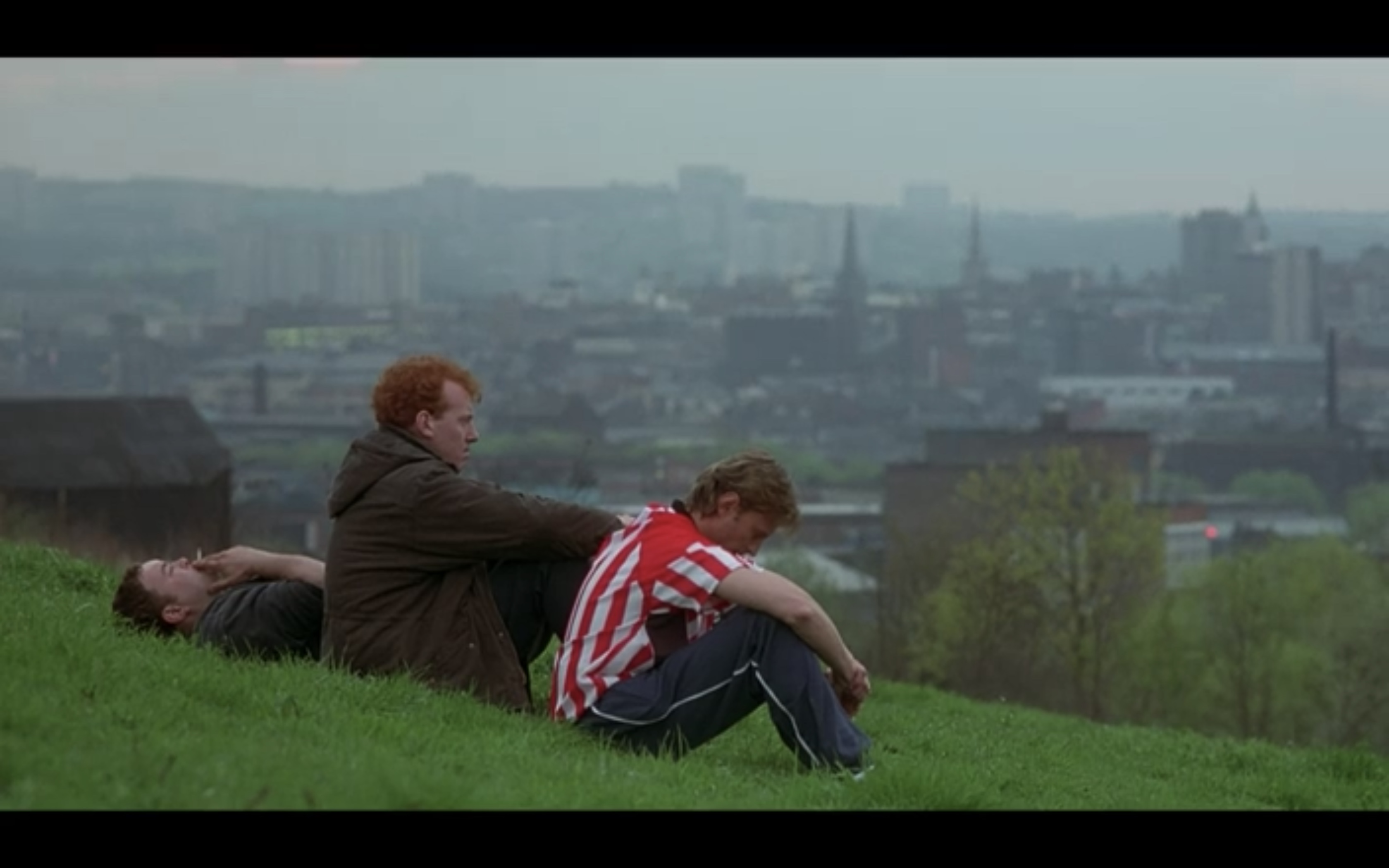Can you identify where this Full Monty filming location is/was?