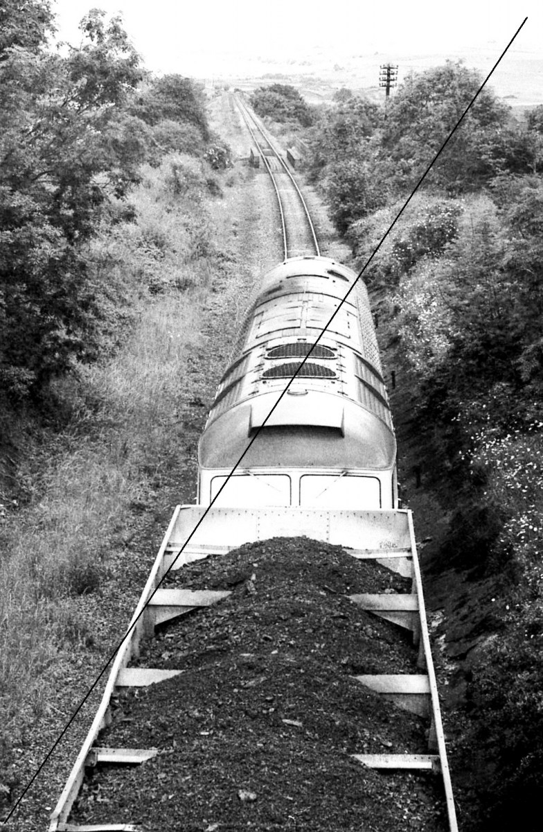 LDE008-BTL.537-1964, Class 47, No.47180 at Upperthorpe and Killamarsh Station Site-Looking North Towards Beighton-16-06-1977.jpg