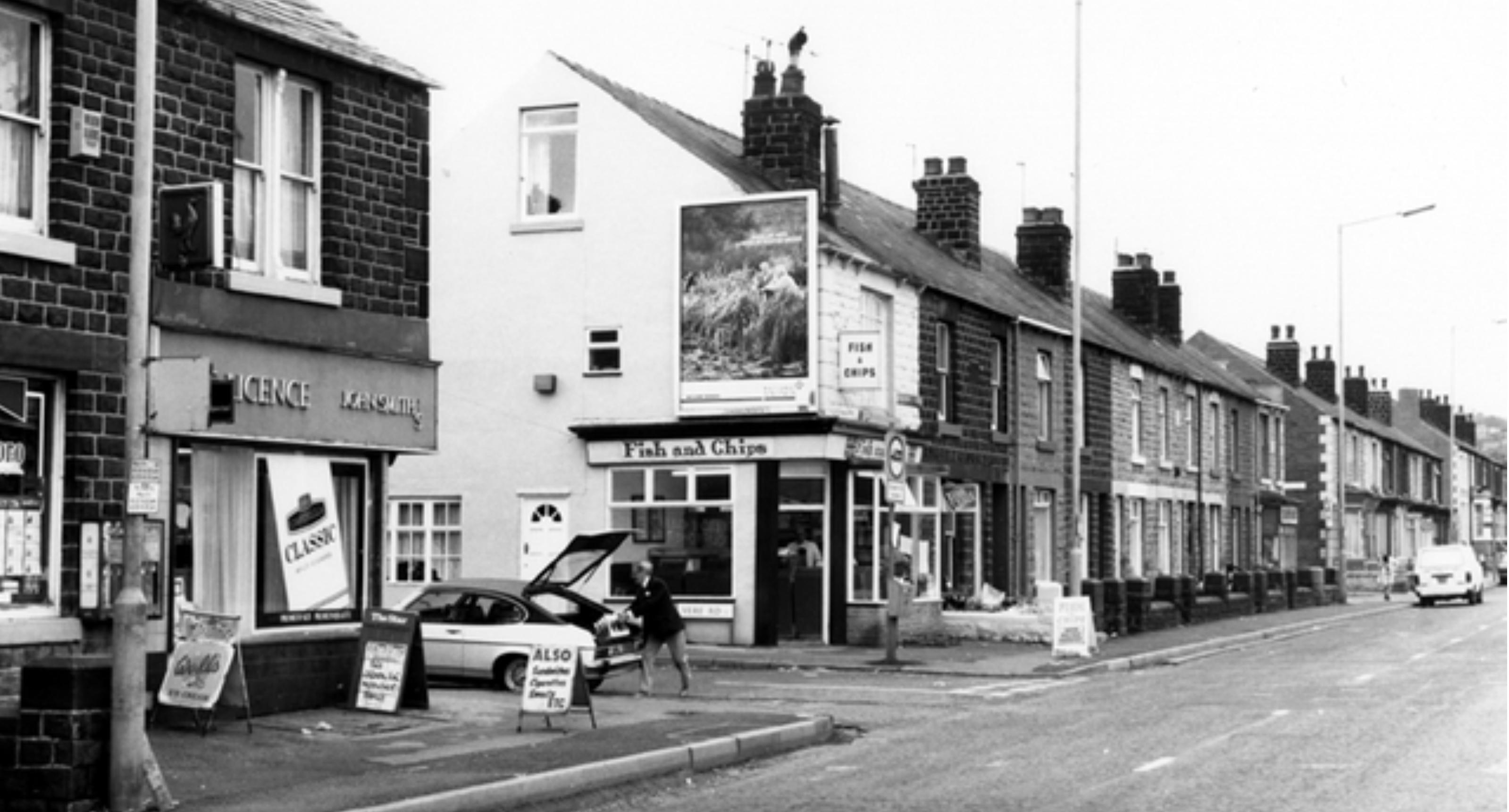 Vere Road/Penistone Road