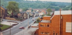 Burncross Road From the Roof of Flats. Chapeltown Baths in the foreground.jpg